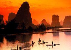 12 jours Voyages Chine   Circuit   Pékin   Xi'an   Guilin   Yangshuo   Suzhou   Shanghai