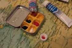 mini mini paint kit