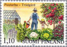 Garden and greenhouse – Michel FI 898