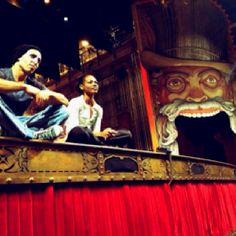 Cirque du soleil (L.A.)
