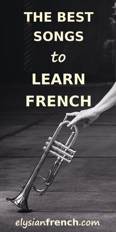 Listen to the best original songs to learn French and achieve fluency in no time… There are some songs found in the world as given. We are proud to share these tracks known as the best songs. The best songs… Continue Reading → French Songs, French Phrases, French Quotes, French Verbs, French Language Lessons, French Language Learning, French Lessons, Dual Language, Foreign Language