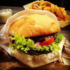 Fergburger Queenstown - best burger in the world!