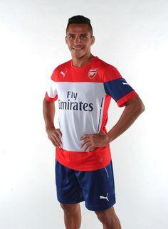Falcao et Sanchez très heureux de se voir dans le tunnel de l'Emirates Stadium (vidéo) - http://www.actusports.fr/114564/falcao-sanchez-tres-heureux-se-voir-tunnel-lemirates-stadium-video/