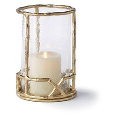 Napa Home and Garden Baldwin Hurricane Candle Holder - BT202