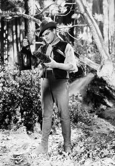 James Cagney as Bottom in A Midsummer Night's Dream (1935).  LOVED every second of that performance.