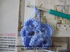 Aminaath Presentes: PAP- Flor do chapéu