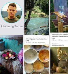 9+Celebrities+To+Follow+On+Pinterest