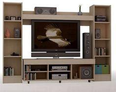 Muebles De Tv Y Equipo De Sonido