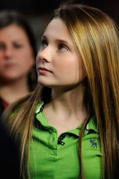 Cute picture of Abigail Breslin when she was younger.