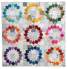 Rainbow Quilts for Scrap Lovers: * 12 Projects from Simple Squares * Choosing Fabrics & Organizing Your Stash by Judy Gauthier