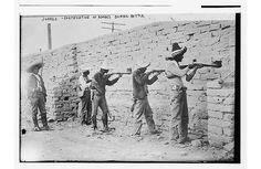 BLOG ESCOMBRISMO: IMPACTANTES IMÁGENES DE LA REVOLUCIÓN MEXICANA DE 1910