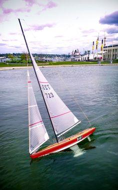 Star 45 RC Sailboat Build Blog: May 2014