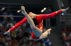 chinese, gimnastics