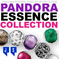 ► ► Check out Pandora's New Essence Collection of Beads and Bracelets! They're Cool! bracelet, bead