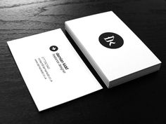 Damian Kidd Business Card by Damian Kidd