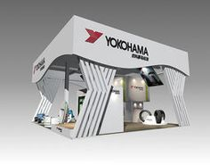 D Max Exhibition Models : Best side open images in exhibition stall design
