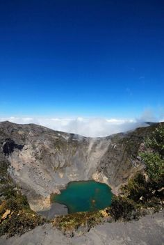Volcán Irazu