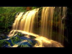 Top Amazing Waterfalls of World - Thi-Luu Tips - Sgwd Clun Gwyn Waterfall, Brecon Beacons National Park, United Kingdom Michael Jackson, Beautiful World, Beautiful Places, Peaceful Places, Beautiful Scenery, Brecon Beacons, Les Cascades, Beautiful Waterfalls, Aerial View