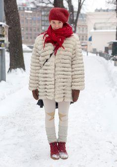 Hanna - Hel Looks - Street Style from Helsinki