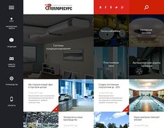 """Check out new work on my @Behance portfolio: """"Simple corporative grid website design"""" http://be.net/gallery/31953967/Simple-corporative-grid-website-design"""