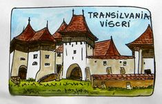 Suvenir Viscri- Transilvania   festART Taj Mahal, Building, Travel, Viajes, Buildings, Destinations, Traveling, Trips, Construction