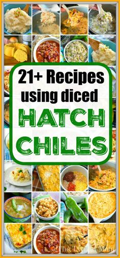 Lots of hatch green chile recipes your family will love! Using fresh or canned hatch chiles we will share casseroles, dinners and side dishes here. New Mexico Green Chili Recipe, Hatch Green Chili Recipe, Green Chili Recipes, Hatch Chili, Green Chili Chicken, Mexican Food Recipes, Soup Recipes, Cooking Recipes, Dinner Recipes