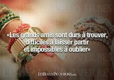 """Les grands amis sont durs à trouver, difficiles à laisser partir et impossibles à oublier."" Plus Belle Citation, Digital, Words, Quotes, Art Night, Phrases, Dire, Moment, Zen"