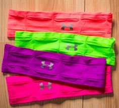 Under Armour athletic headbands. Nike Outfits, Sporty Outfits, Athletic Outfits, Athletic Wear, Sporty Clothes, Tennis Clothes, Comfy Clothes, Workout Attire, Workout Wear
