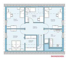 Fertighaus und Energiesparhaus - Variant 35-184 DG