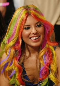 Different hairstyles and colors for long hair – Trendy hairstyles ...