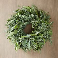 eucalyptus christmas wreath - Google Search