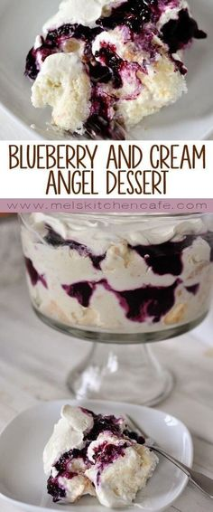 Blueberries - a tiny fruit with an unforgettable, big flavor. The following desserts will wow friends, family, co-workers, acquaintances, and strangers (so basically everyone). Enjoy these 20 best blueberry dessert recipes...
