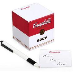 Campbell's® Note Cube - CampbellShop.com