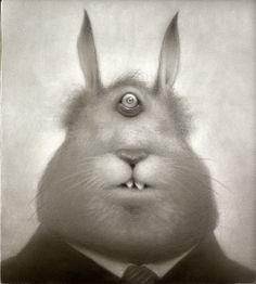 Bunny by Travis Louie