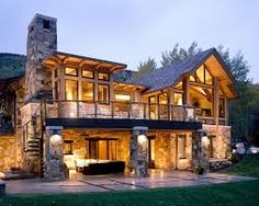 Image result for cottage with walkout basement