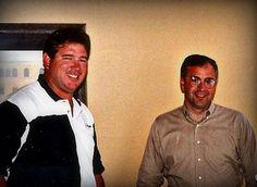 ISU football great Mike Machurek, Jake Putnam