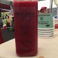 Best #beet #juice I've ever had! @_purejuice_