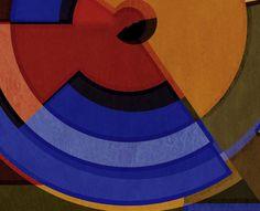 Hertz Van Bauhaus ONE, Geometric Abstracts, 2016, Limited Editions of 6 & 20 - Big Fat Arts   BFA Gallery   Czar Catstick - 7
