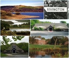 Rivington Hall Barn, Rivington,Lancashire, England.