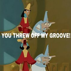 When someone interrupts me when I'm listening to a good song...
