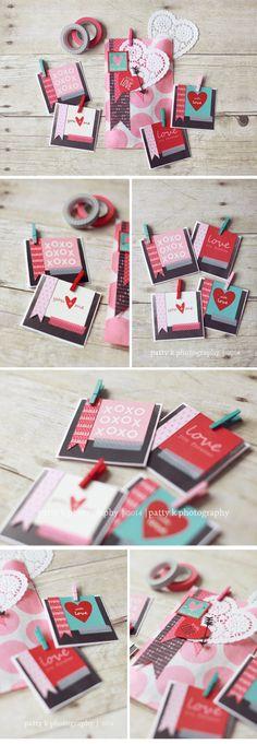 Valentines Stationary Set   Patricia Kumfer