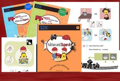 Children books and workbooks about autism and adhd. Life skills. Social skills.