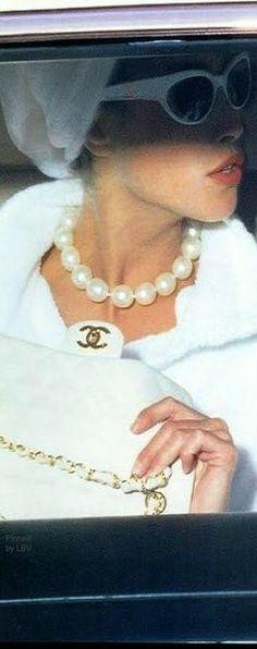 Chanel Vintage style  | LBV ♥✤ | BeStayBeautiful