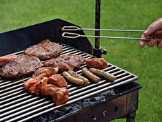 The Joys of a Family Barbecue Barbecue Side Dishes, Barbecue Sides, Bbq, Healthy Grilling Recipes, Grilled Steak Recipes, Seafood Recipes, Dinner Recipes, Best Grilled Cheese, Salmon Dinner