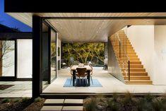 Oak Pass Guest House by Walker Workshop – casalibrary