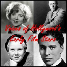 Voices of Hollywood's Early Film Stars. $9.95. Digital Download. Published by Listen & Live Audio, Inc. www.Listenandlive.com