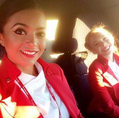 【イギリス】ヴァージン・アトランティック航空 客室乗務員 / Virgin Atlantic Airways cabin crew【UK】 Grace Perry, Virgin Atlantic, Cabin Crew, Leather Jacket, Photo And Video, Instagram, Studded Leather Jacket, Leather Jackets