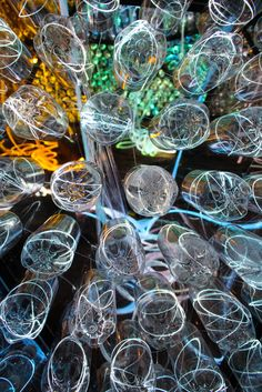 Bruce Munro Light Installation - Phoenix, AZ
