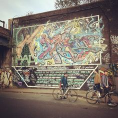 Shoreditch High Street Graffiti Art  #shoreditch #shoreditchstreetart #streetart #graffiti #graffitiart #art #street #urbanart #urban #urbanandstreet #love #street #urbanromantix #igers #london by jen_edwards16 from Shoreditch feed from Instagram hashtag #shoreditch  www.justhype.co.uk Hype Store - Boxpark Shoreditch.