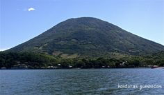 Island of Amapala, Honduras